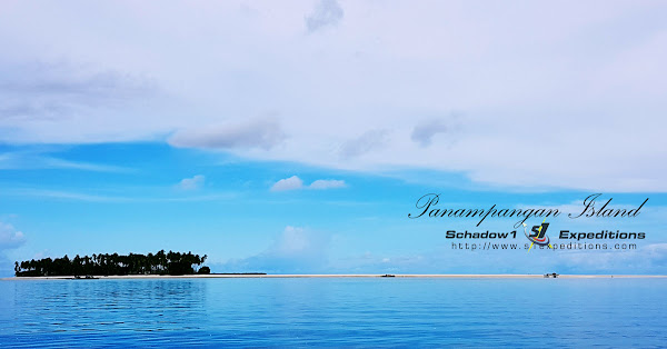 Panampangan Island and long sandbar - Schadow1 Expeditions