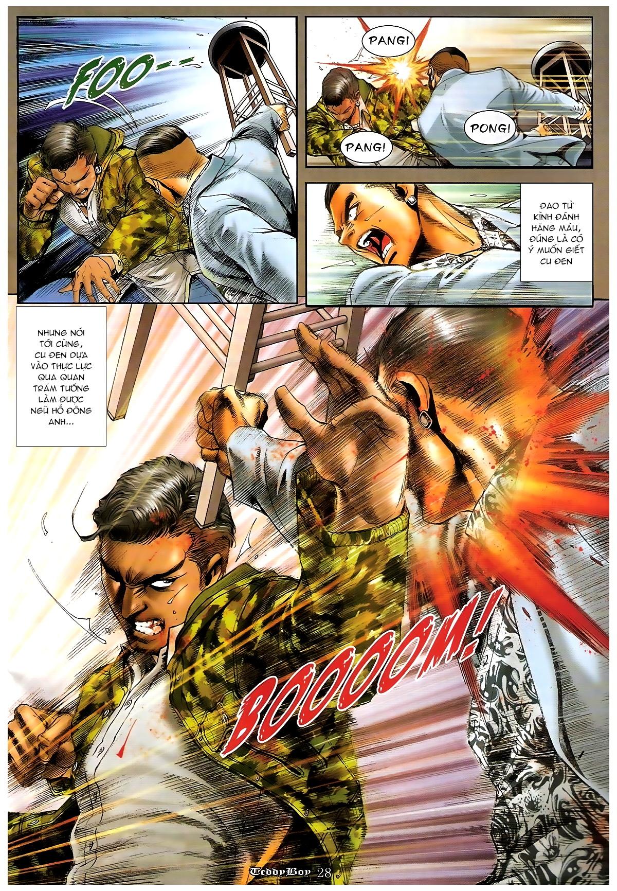 Người Trong Giang Hồ - Chapter 1263: Mua mạng Ngũ Hổ - Pic 26