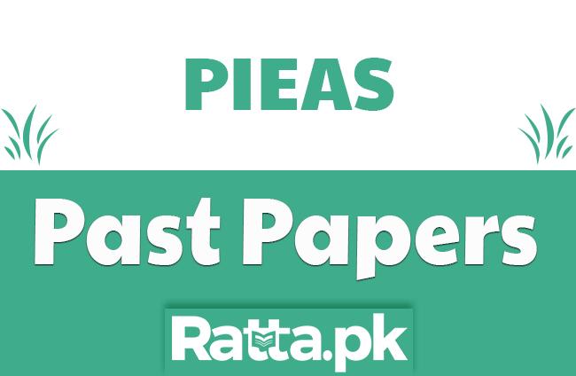 PIEAS Past Paper 2012 pdf