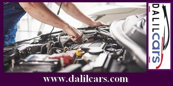 خدمات صيانة أعطال السيارات