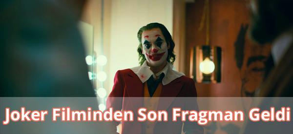 Joker 2019 Son Fragman İzle
