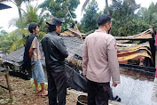 Diduga Akibat Korsleting Listrik, Rumah Warga Karangmoncol Terbakar