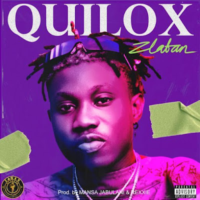 "Ibile singer Zlatan comes through with his new single under his new owned Zanku record label and he dubbed this track ""Quilox"" produced by Mansa Jabulani & Rexxie."