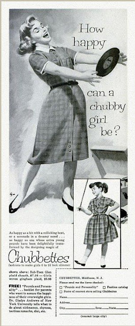 Chubbettes -- How happy can a chubby girl be?