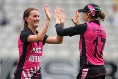 दूसरे T20 मैच में न्यूजीलैंड महिला क्रिकेट टीम ने भारतीय महिला क्रिकेट टीम को 4 विकेट से हराया