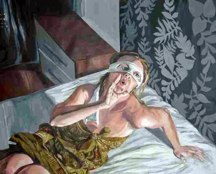 Выразительные и чувствительные картины. Ana Cristina Dias