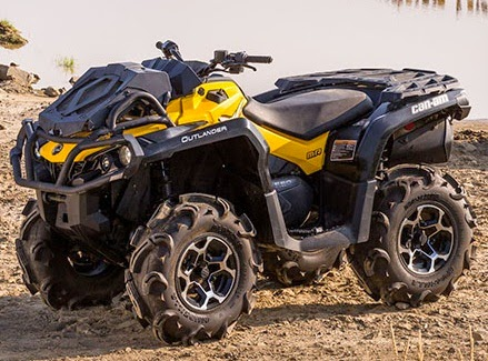 CAN AM OUTLANDER 650cc X MR