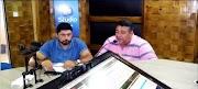 Júnior Xavier concede entrevista na Rádio FM Cidade e destaca campanha propositiva em Bernardo do Mearim