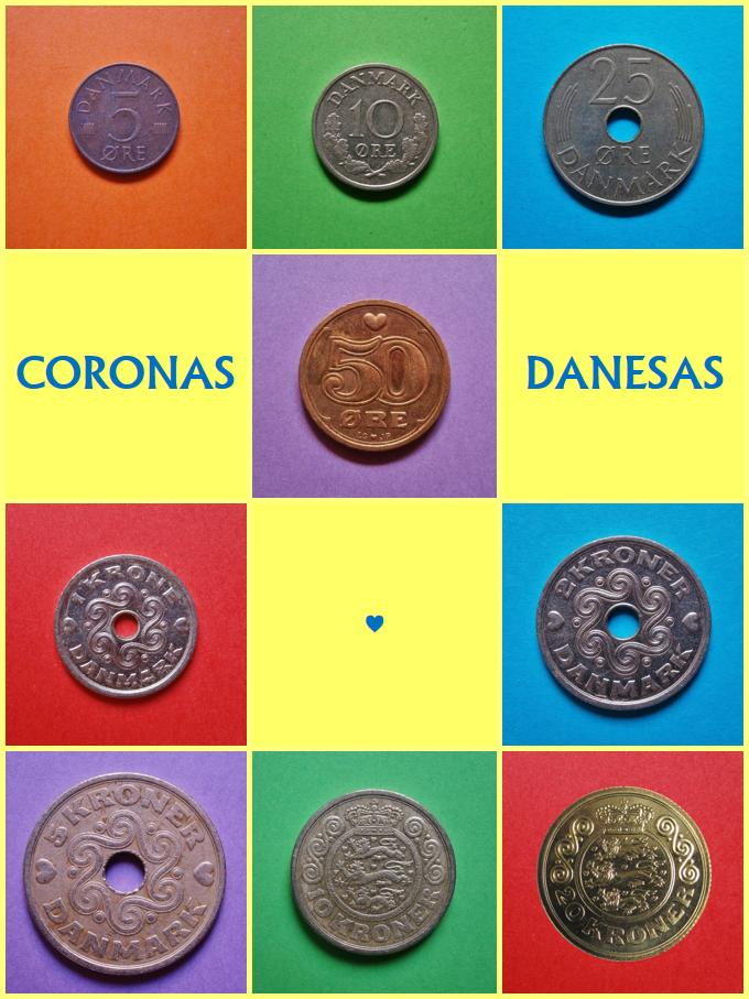 Coronas Danesas