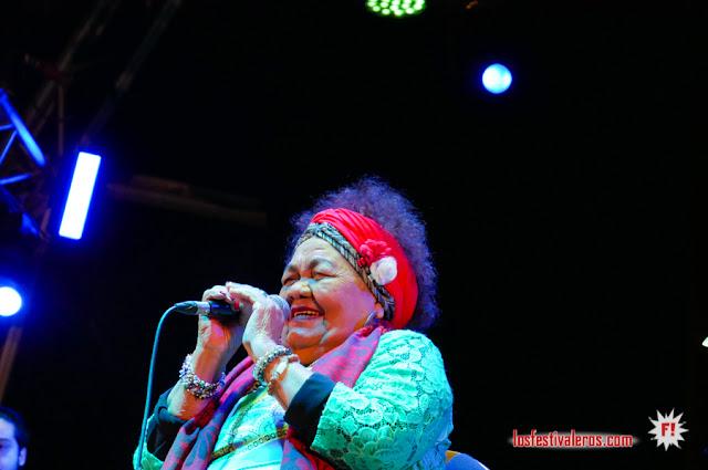 Dona Onete y sus ritmos amazónicos