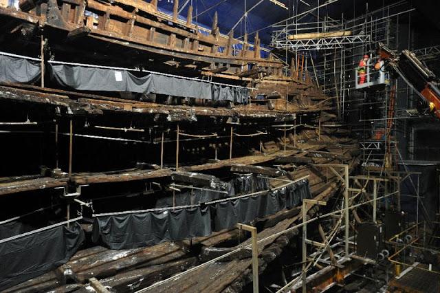 3D skulls from Henry VIII's doomed warship go online