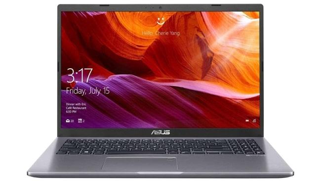 Asus VivoBook M515DA laptop under Rs 50K in India.