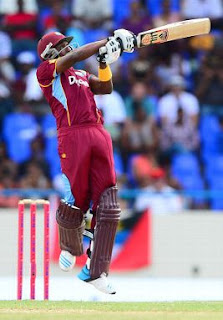 West Indies vs England 1st ODI 2014 Highlights