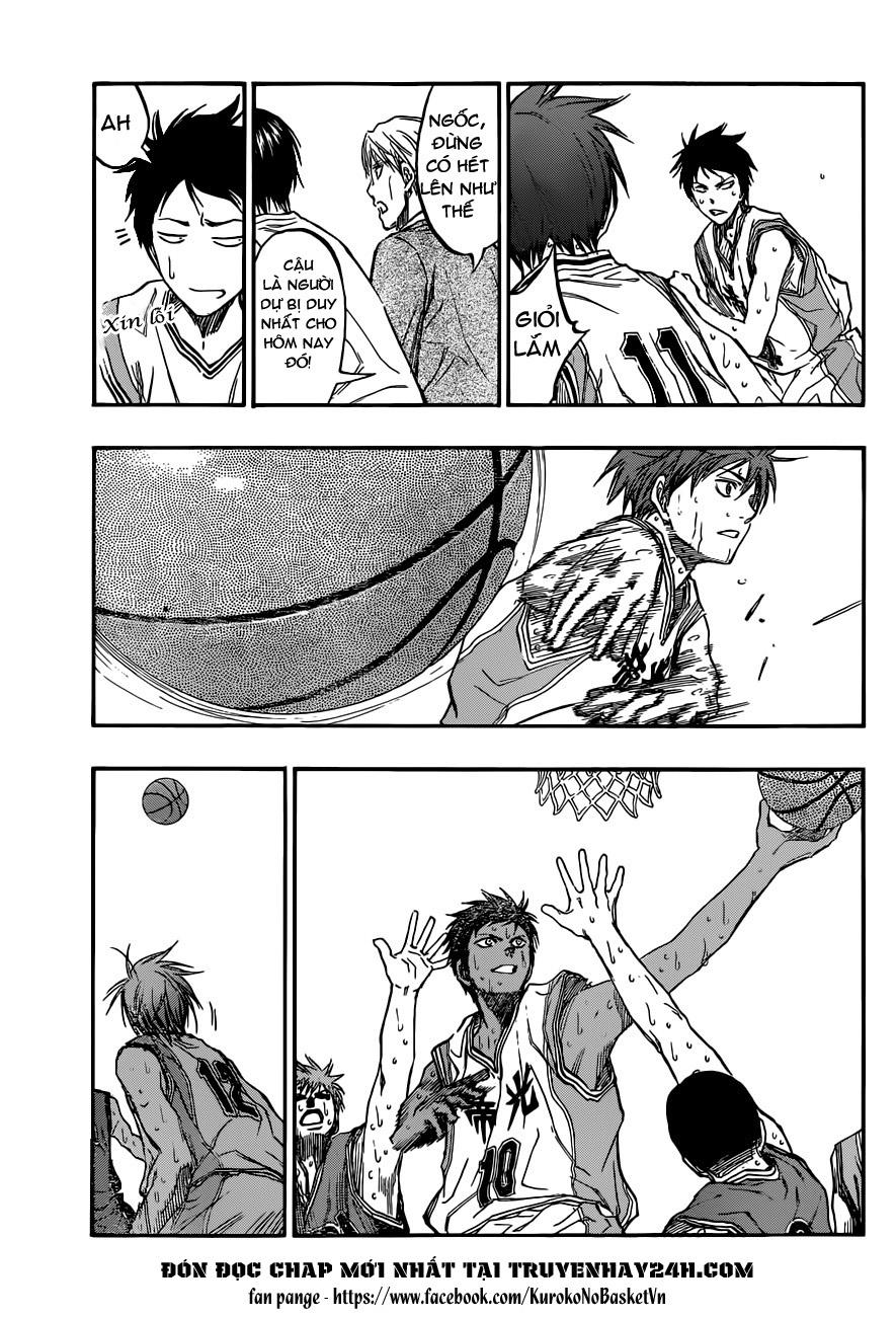 Kuroko No Basket chap 208 trang 13