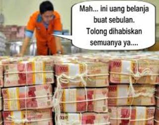 Begini Cara Uang Membuatmu Menipu dan Berbohong