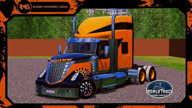Skins World Truck Driving Simulator LoneStar International