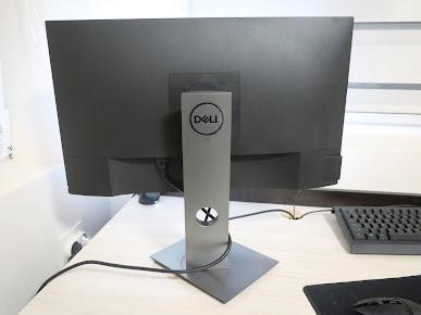 Dell P2421D back
