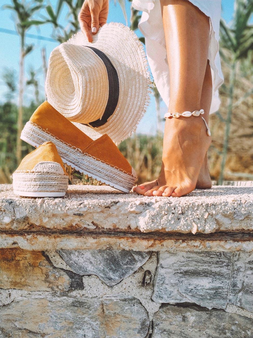 Espadryle – jak nosić modnie?