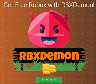 Rbxdemon.com - Can I Get Free Robux Roblox Using Rbxdemon