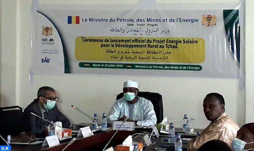 المغرب على استعداد لتقاسم خبراته في مجال الطاقات المتجددة مع تشاد (سفير)