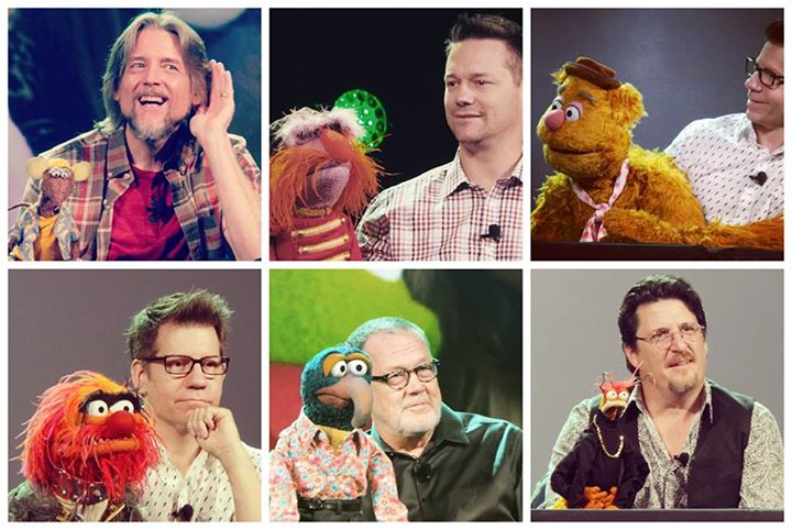 MuppetsHenson: The Muppet Wiki's Muppets' Panel Report from