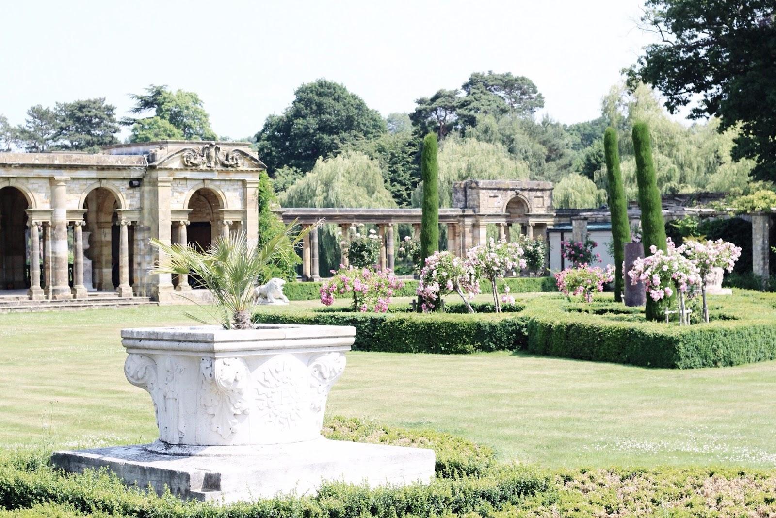 Hever Castle Italian Gardens Summer