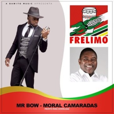 Mr  Bow - Moral Camaradas (2019) DOWNLOAD MP3 - Doms musik