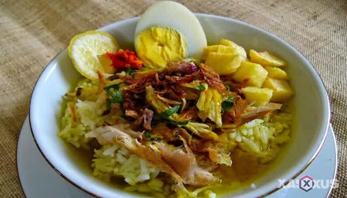 Resep Cara Membuat Soto Ayam Lamongan