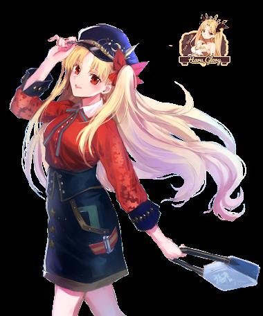Tohsaka Rin 489 (Ereshkigal)