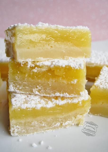 petits gâteaux à la crème de citron