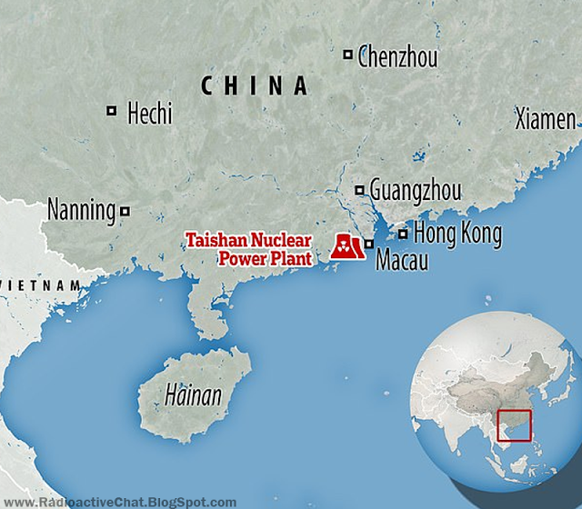 Taishan Nuclear Power Plant, in southern China, has been leaking radioactive gas for two weeks and is at risk of becoming a disaster, US intelligence agencies have privately warned.