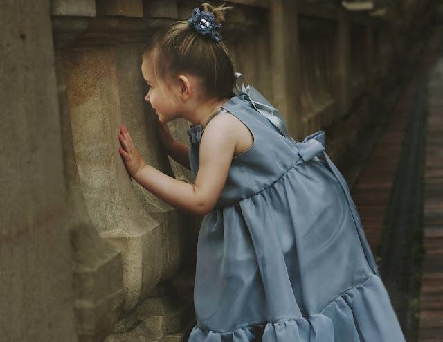 jak uszyć sukienkę dla dziewczynki