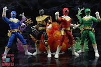 Power Rangers Lightning Collection Zeo Green Ranger 53