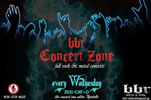 bbr Concert zone - bbr