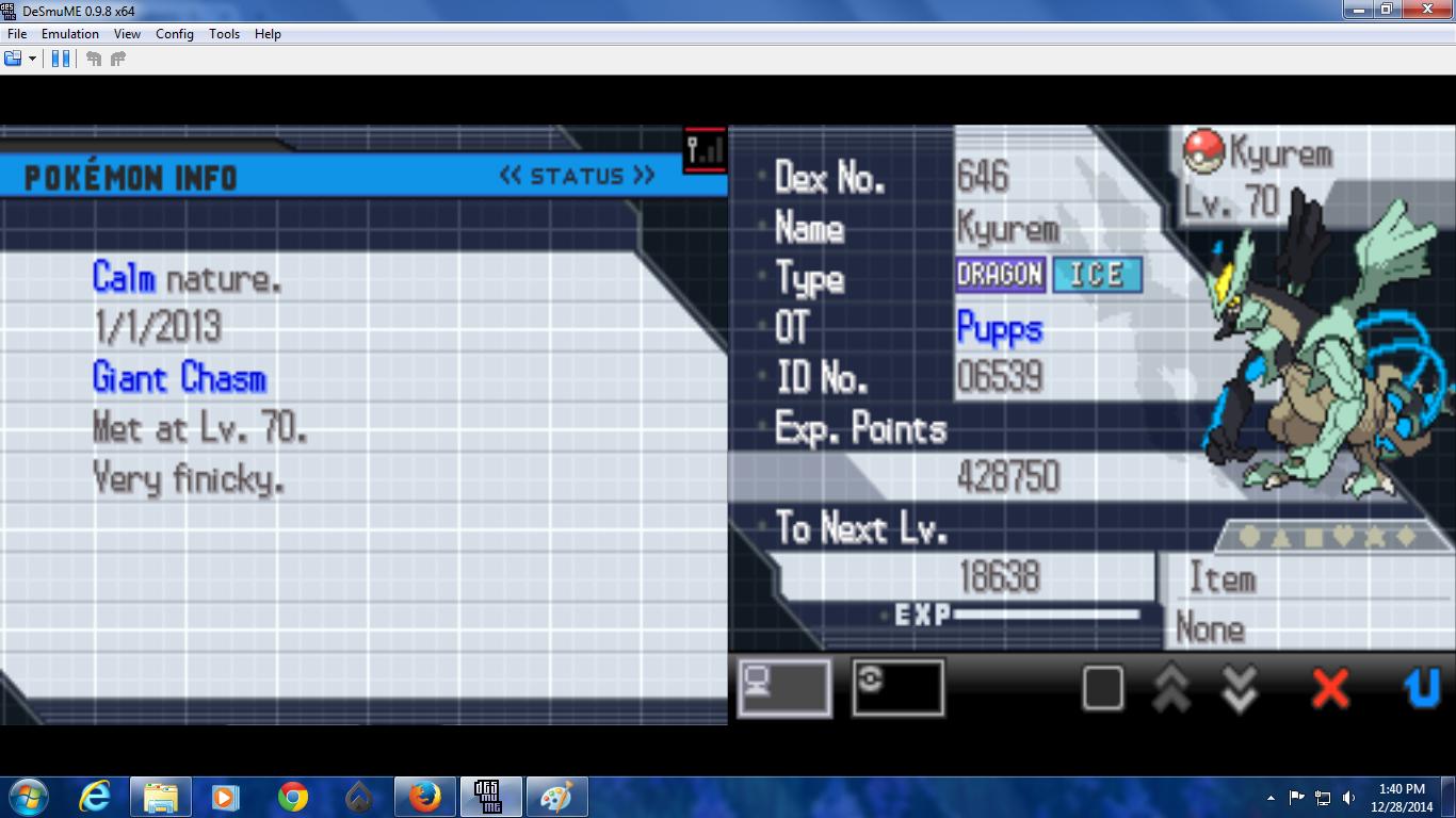 desmume 32/64 bit