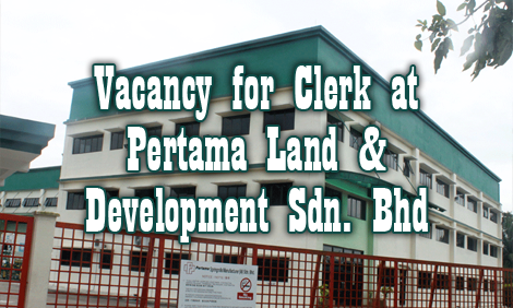 vacancy for clerk