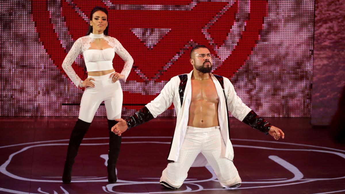 Andrade El Idolo gostaria de ter Thea Trinidad na AEW