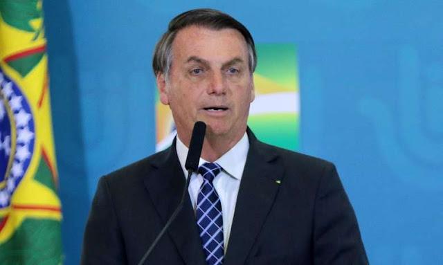 Bolsonaro chega a Belém para inaugurar Porto Futuro nesta quinta-feira, 13