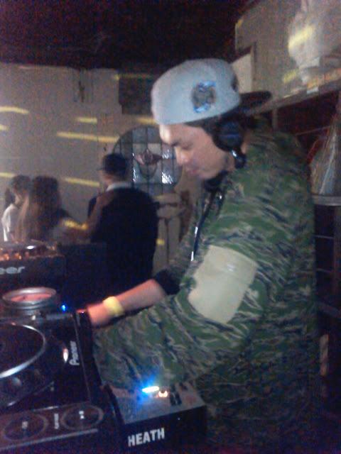 DJ Yasu @ VISION SHIBUYA