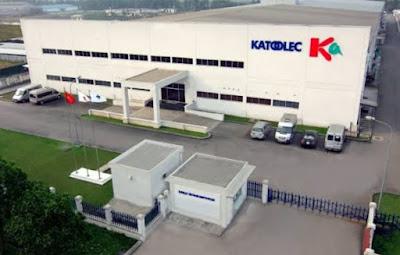 Informasi Rekrutmen Karyawan PT Katolec Indonesia Posisi: Operator Produksi - Periode April 2020