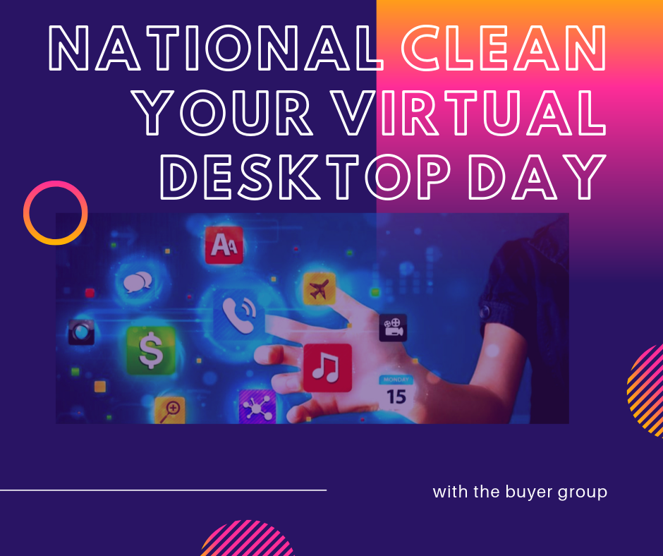 National Clean Your Virtual Desktop Wishes Images