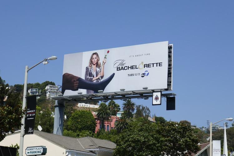 Bachelorette season 16 billboard