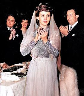 Carole Landis 1942 Oscars