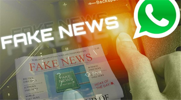 verify fake news on whatsapp