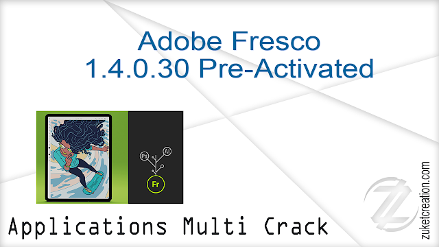 Adobe Fresco 1.4.0.30 Pre-Activated