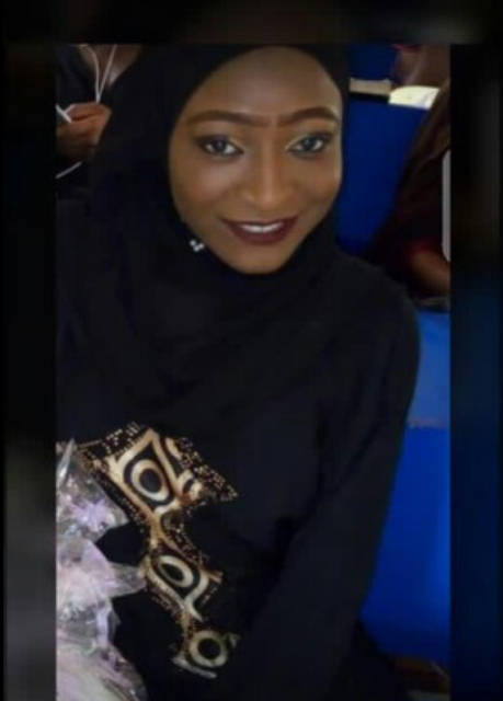 """""""I didn't cheat on him"""" - Girlfriend of final year Jigawa student who committed suicide says she put an end in the relationship because he cheated on her"""