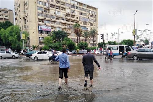 بالصور شاهد مطار غزيرة بمدينة نصر 22/10/2019