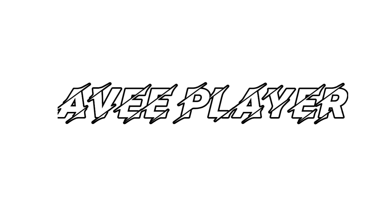 Avee player Templates