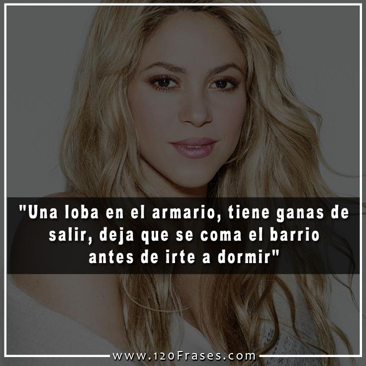 120 Frases De Shakira 4 De 5 120 Frases