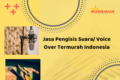 Jasa Voice Over Indonesia Terbaik